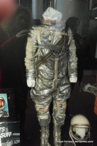 Glenn's Space Suit