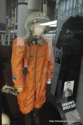 Gagarin's Space Suit