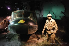 Huey that served in Vietnam