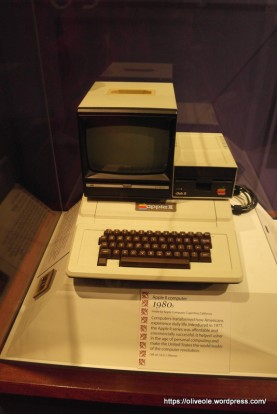 Apple II Computer from 1980