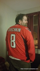 Ovechin is the captain