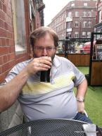 A Nerd and his Guinness
