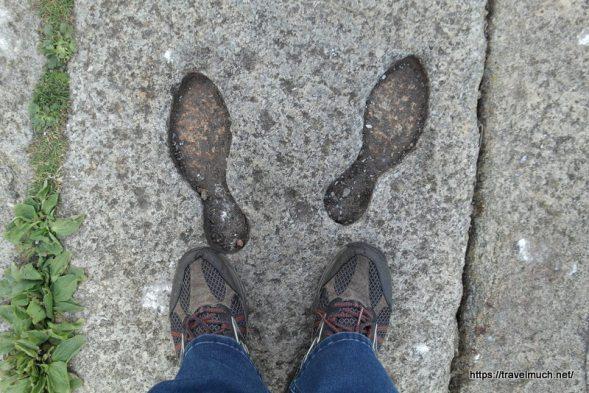 In the Kings footsteps