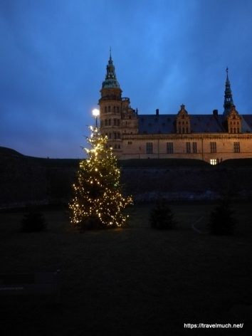 X-mas at Kronborg Slot