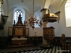 Chapel at Kronborg Slot