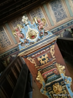 Chapel at Kronborg Slot