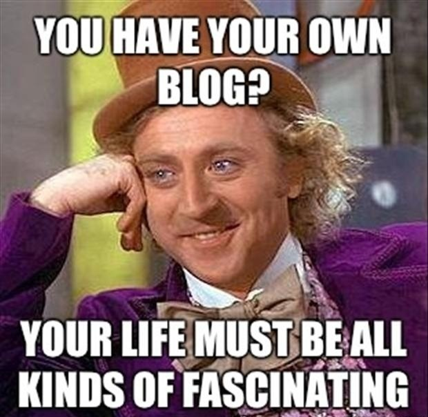 Before You Start Blogging